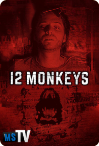 12 Monkeys (12 Monos) T1 [BRRip | m720p] Castellano