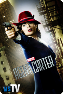 Marvels Agent Carter T2 [BRRip | m720p] Castellano
