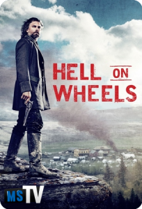 Hell on Wheels T5 [BRRip | m720p] Castellano