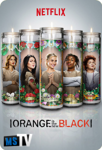 Orange is the New Black T3 [WEBRip • 720p] Inglés Sub.