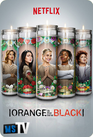 Orange is the New Black T3 [480p WEBRip] Subtitulada