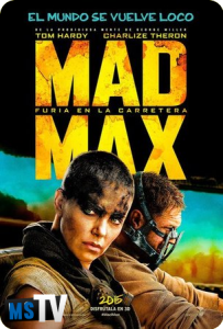 Mad Max Fury Road (2015) [BDRip x264] Inglés Sub.