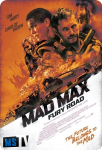 Mad Max Fury Road (2015) [1080p BluRay] Inglés Sub.
