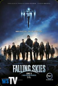 Falling Skies T5 [Web DL 480p • m720p] Castellano