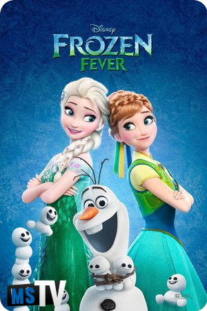Frozen Fever (2015) [BRRip x264] Inglés Sub.