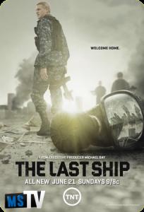 The Last Ship T2 [480p HD XviD] Subtitulada