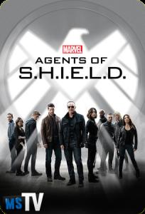 Marvel's Agents of S.H.I.E.L.D. T3 [HDTV • 720p] Inglés Sub.