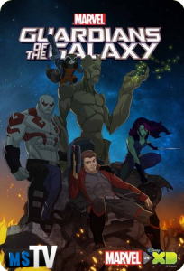 Marvel's Guardians of the Galaxy Origins [480p WEB-DL] Inglés Sub.