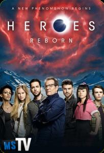 Heroes Reborn T1 [480p WEB-DL] Subtitulada