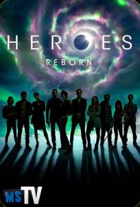 Heroes Reborn T1 [1080p WEB-DL] Inglés Sub.