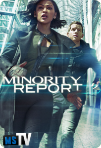 Minority Report T1 [WEB-DL • m720p] Castellano