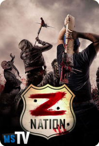 Z Nation T1 [BRRip | m720p] Castellano