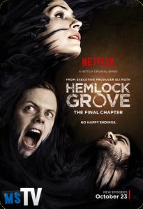 Hemlock Grove T3 [WEBRip • m720p] Castellano