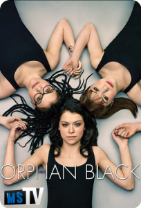 Orphan Black T1 [BRRip • m720p] Castellano