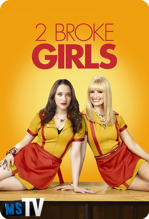 2 Broke Girls T5 [HDTV • 720p] Inglés Sub.