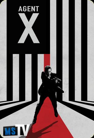 Agent X T1 [HDTV • 720p] Inglés Sub.
