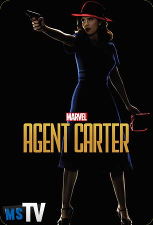 Agent Carter T2 [HDTV • 720p] Inglés Sub.
