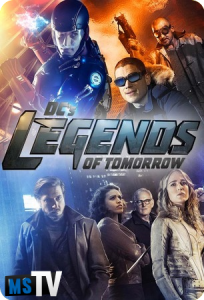 DCs Legends of Tomorrow T1 [BRRip | m720p] Castellano