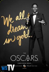 The Oscars 2016 [HDTV • 720p] Inglés