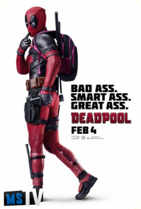 Deadpool 720p BRRip [Ing + SubEsp]