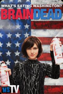 BrainDead T1 [480p HD] Subtitulada