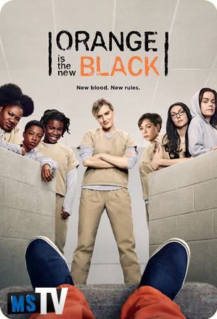 Orange Is the New Black T4 [720p WEBRip] Inglés Sub.