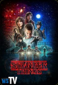 Stranger Things T1 [480p NF WEBRip] Subtitulada