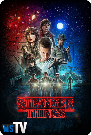 Stranger Things T1 [m720p | WEBRip] Castellano