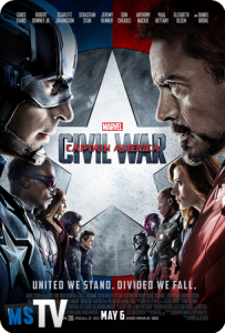 Captain America: Civil War (2016) [BDRip x264 | XviD] Ing + SubEsp