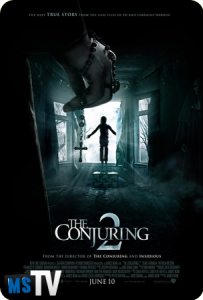 The Conjuring 2 (2016) [m720p | m1080p BluRay] Ing + SubEsp