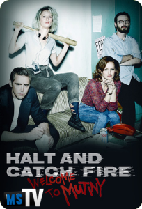 Halt and Catch Fire T3 [WEB-DL | m720p] Castellano