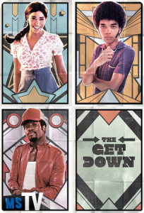 The Get Down T1 [WEBRip | m720p] Castellano