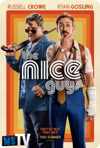 The Nice Guys (2016) [720p BluRay] Ing + SubEsp