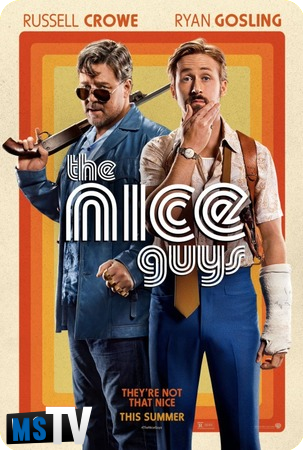 The Nice Guys (2016) [BDRip x264 | XviD] Ing + SubEsp