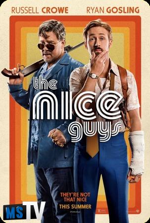 The Nice Guys (2016) [720p BluRay] Ing + SubEsp