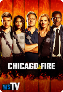 Chicago Fire T5 [HDTV | 720p] Inglés Sub.