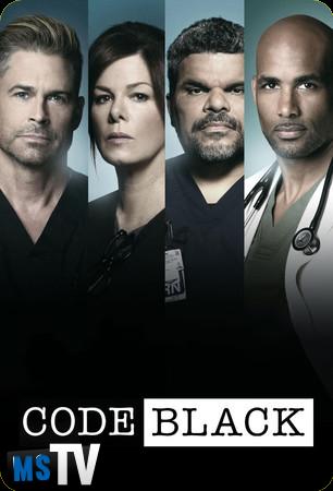 Code Black T2 [HDTV | 720p] Inglés Sub.