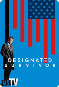 Designated Survivor T1 [480p WEB-DL] Subtitulada
