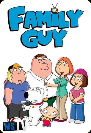 Family Guy T15 [HDTV | 720p] Inglés Sub.
