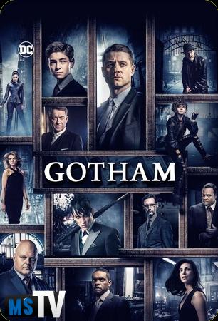 Gotham T3 [HDTV | 720p] Inglés Sub.