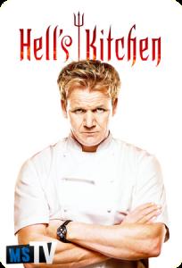 Hells Kitchen T16 [HDTV] Inglés