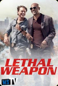 Lethal Wheapon (Arma Letal) T1 [WEB-DL | m720p] Castellano