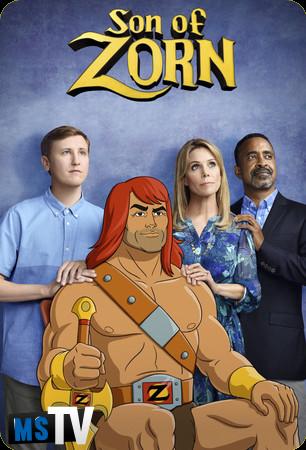 Son of Zorn T1 [HDTV | 720p] Inglés Sub.