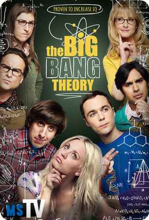The Big Bang Theory T10 [HDTV | 720p] Inglés Sub.