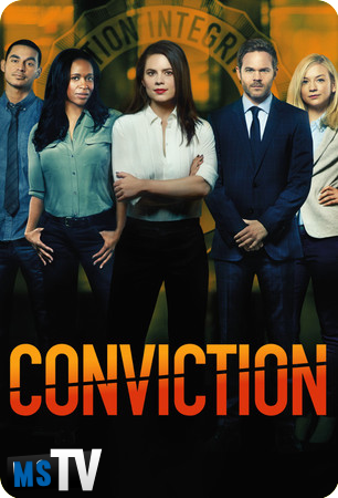 Conviction (2016) T1 [HDTV | 720p] Inglés Sub.