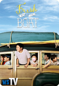 Fresh Off the Boat T3 [HDTV | 720p] Inglés Sub.