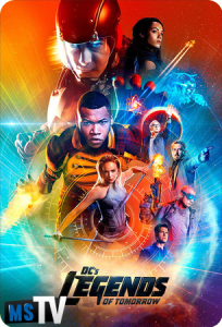 DCs Legends of Tomorrow T2 [HDTV | 720p] Inglés Sub.