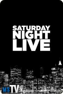 Saturday Night Live (SNL) T42 [WEBRip / HDTV | 720p] Inglés