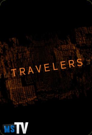 Travelers (Viajeros) (2016) T1 [WEBRip | m720p] Castellano