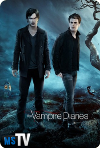 The Vampire Diaries T8 [HDTV | 720p] Inglés Sub.